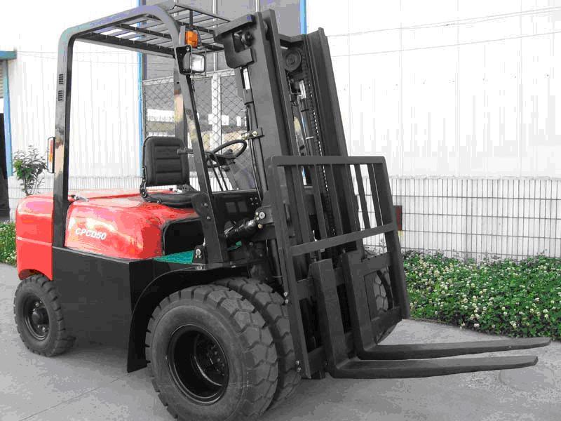 شراء Diesel Forklift Truck